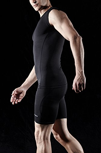 TM MUS17 KKR X Small Men's Compression Shorts Baselayer Cool Dry Sports Tights MUS17