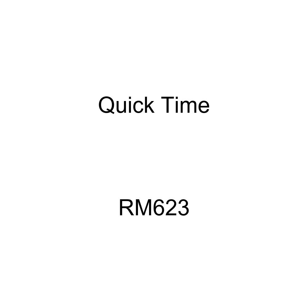 Pair Quick Time RM623 5//8 Aluminum Jam Nut