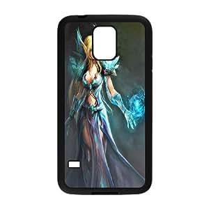 Custom Case Games World of Warcraft WOW For Samsung Galaxy S5 Q3V532827