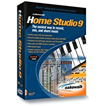 TWELVE TONE SYSTEMS Cakewalk Home Studio 9
