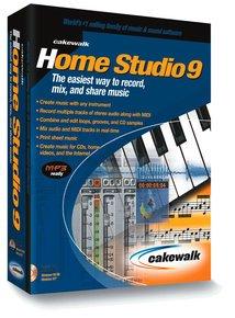 TWELVE TONE SYSTEMS Cakewalk Home Studio 9