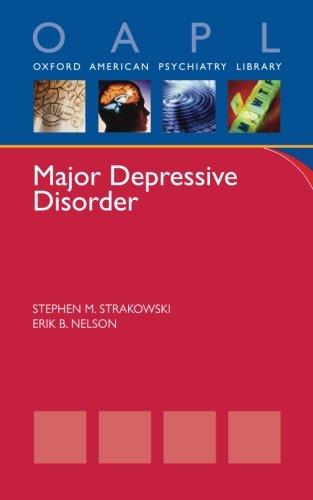 Depression Cd (Major Depressive Disorder (Oxford American Psychiatry Library))
