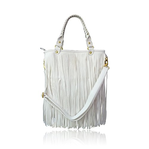 Colours Tassel White Girls HandBags Ladies in Different for LYDC London Women Hgxqaa