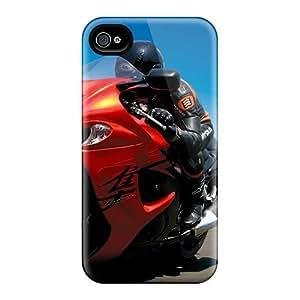 Bay6063QnXE Richardcustom2008 2008 Suzuki Hayabusa Feeling Iphone 5/5s On Your Style Birthday Gift Covers Cases