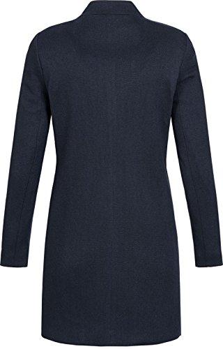 Dnm W night Sky Femme Noos Blazer l Vero Bleu Manteau Vmjune Long Moda q4pxgPY