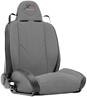 Amazon com: Legacy Silver Air-ride Seat | DuraLeather with
