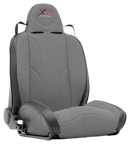 (Smittybilt 750211 XRC Gray and Black Driver Seat)