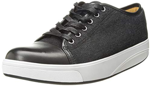 Canvas Jambo Noir Baskets 7 Femme Black W MBT CdwqR8q