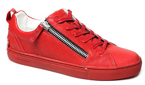 Sneaker Rosso London Crime 11305s17b 44 Tq51t5v