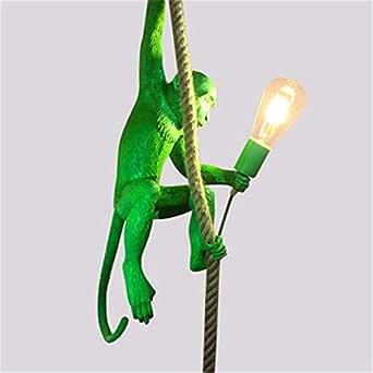 Lámparas de viento industriales Lámparas colgantes de madera ...