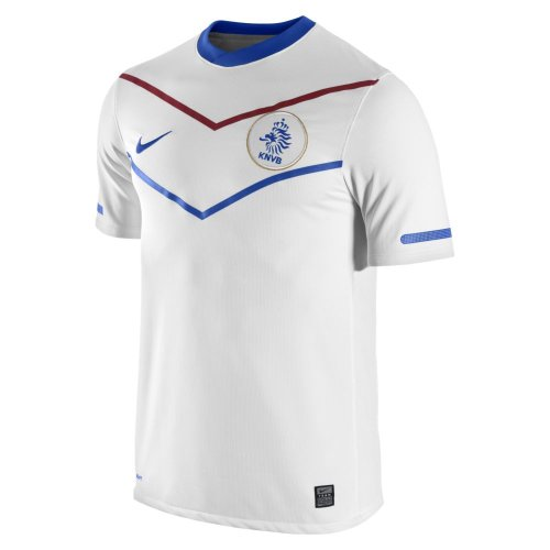 Nike Holland World Cup - 10-11 Holland Away Jersey-S