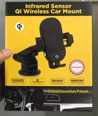 Volkcam Wireless Car Charger Mount