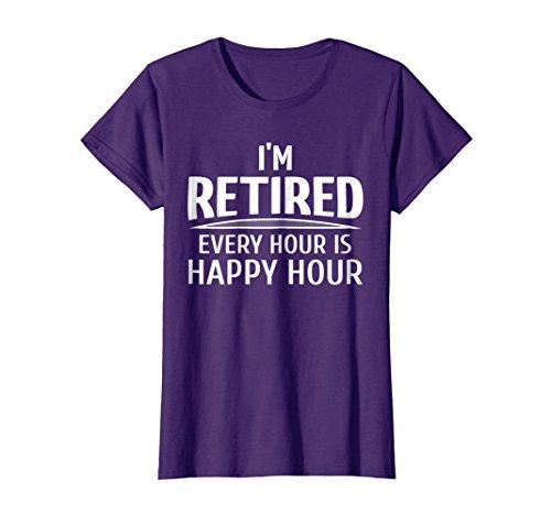Happy retirement gift shirts the best Amazon price in SaveMoney.es 517c37806