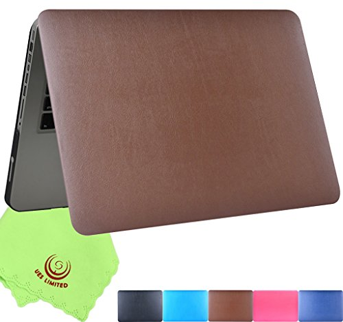 UESWILL Soft Touch Leather MacBook Non Retina