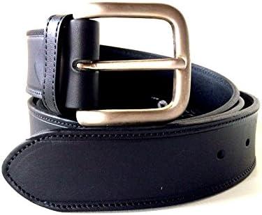 Cinturón piel hombre Belt calapiel hebilla acero Mode fabricado en ...