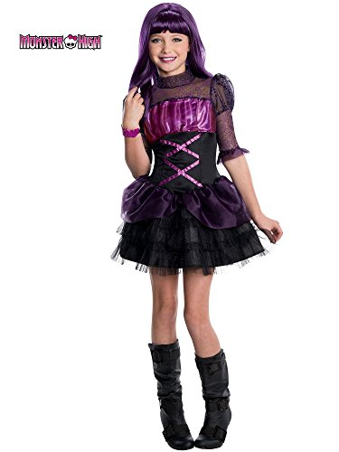 Rubies Monster High Frights Camera Action Elissabat Costume, Child Medium -