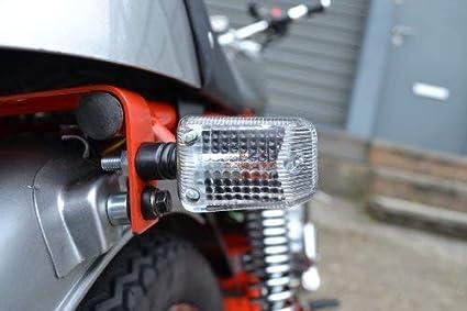 21w Blinker Motorrad Für Strasse Bikes Quads Atvs Roller Und Commuters Auto