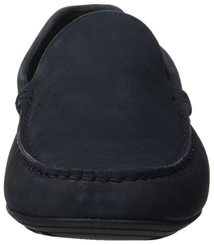 Blu 856151 Uomo Loafer BATA Mocassini O7qcII1