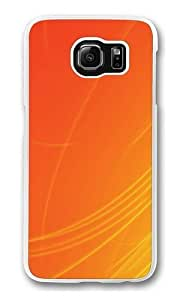 Clean Impact9 Custom Samsung Galaxy S6/Samsung S6 Case Cover Polycarbonate Transparent