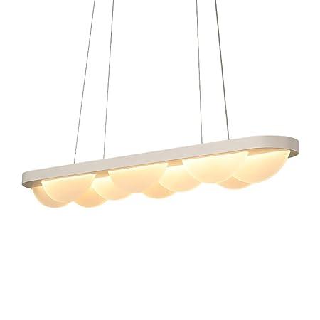 RRC-Lámpara Colgante de Luz Moderno Diseño Creativo Acrílico LED ...