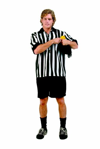 (RG Costumes Referee Costume, Plus)