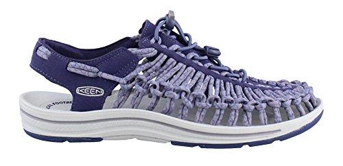 cm Purple Slice Fade Uneek Blue de 5 Sage para Agua Mujer Color 3 Zapatos Crown Vapor Keen Negro Oawqa