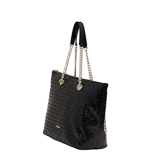 Shopping bag Pollini Heritage Vernice