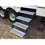 Triple Alumi-Tread Hybrid Step From Lippert - 358992
