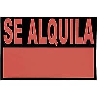 Wolfpack 15050905 Cartel 70x50 cm. Se Alquila