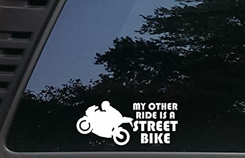 My other ride is a STREET BIKE - 7
