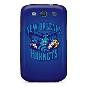 STrahan Case Cover Protector Specially Made For Galaxy S3 New Orleans Hornets