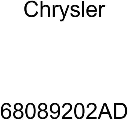 Genuine Chrysler 68089202AD Electrical Chassis Wiring