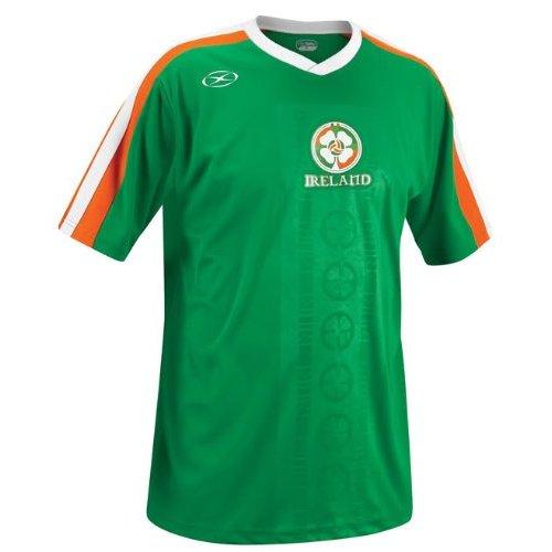 Xara International Series Ireland Short Sleeve Jersey, Youth