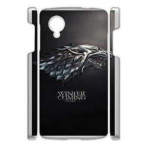 Google Nexus 5 Phone Case White Game of Thrones ZKH9380329