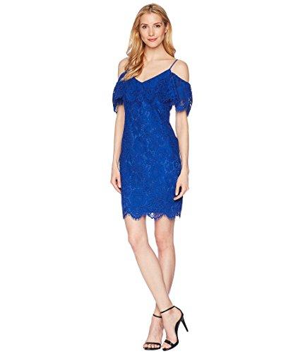Lauren Ralph Lauren Women's Garden Floral - Sinead Dress Active Blue 8]()