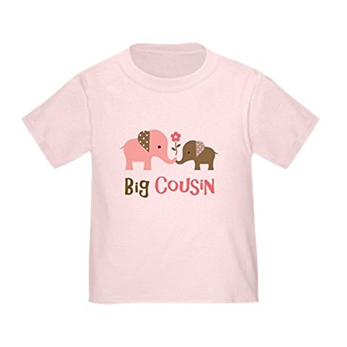 CafePress Cousin Elephant Toddler T Shirt