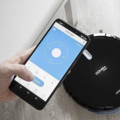 Cecotec Robot Aspirador Conga 1090 Connected Force. App Control ...