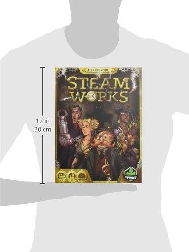 Tasty Minstrel Games Steam Works Board Game 5