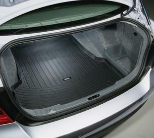 BMW 3 Series All Weather Trunk Mat Sedan (2006-2011) Coupe (2006-2013) - - 2008 Coupe 335i Bmw