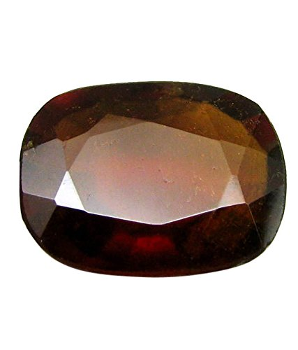 Getgemstones 5 Carat Hessonite Garnet Loose Gemstone Natural Certified Gomed