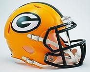 Riddell RIDDMINIGBASP NFL Green Bay Packers Revolution Speed Mini Helmet