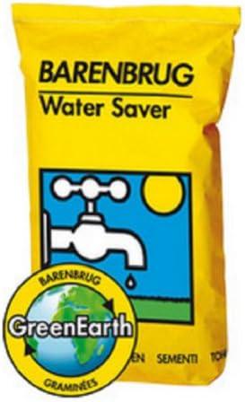 Rasensamen Barenbrug Water Saver 10 kg - Great in Grass - Mischung für Trockenflächen Grassamen