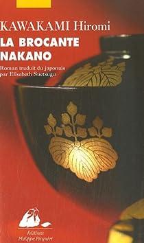 La brocante Nakano par Kawakami