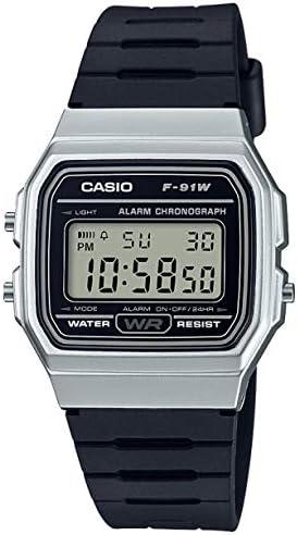Casio Montres bracelet F 91WM 7AEF: : Montres