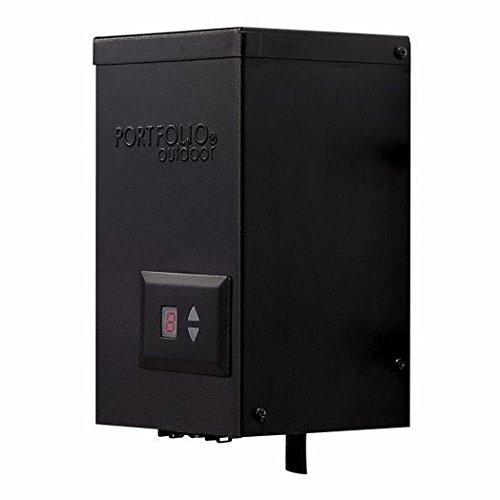 portfolio outdoor 200w magnetic transformer for outdoor lighting. Black Bedroom Furniture Sets. Home Design Ideas
