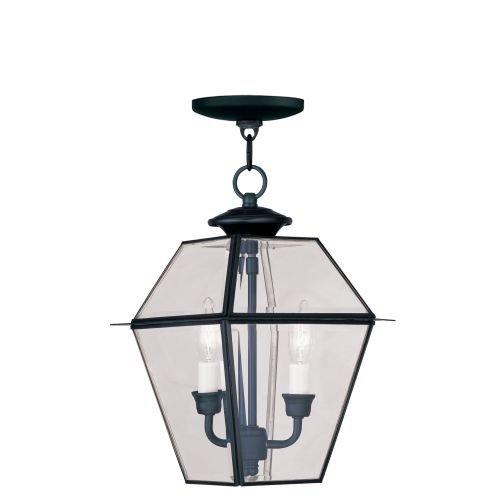 Charleston Large Hanging Lantern - 2