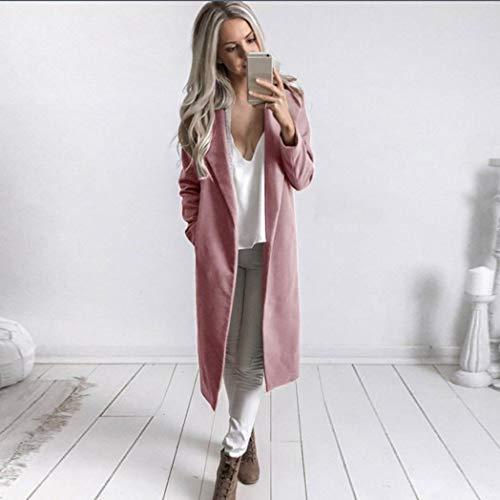 À Familizo Longue Laine Pour Longues La Veste Manteau Outwear Manches Manteau Cardigan Femmes Hiver Chaud Mode En YrtqwYp