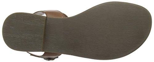 374 Col setter Shoes combi Cinturino Mimi braun Marc Tacco Marrone Con Scarpe A Donna T S76ntx