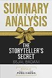 Summary of The Storyteller's Secret: A Novel by Sejal Badani | Summary & Analysis