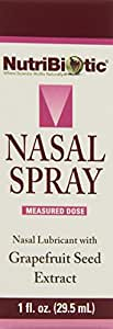 Nutribiotic Nasal Spray, 1 Fluid Ounce